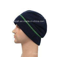 Outono quente e Inverno Outdoor Leisure Fleece Hat