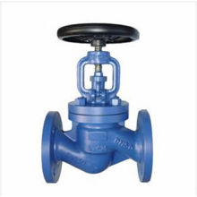 Bellow Grey iron seal globe valve WJ41H-16 pn16