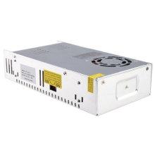 Переменного тока 110В до 12В 360ВТ 30А светодиодный драйвер переключение трансформатора питания для 2801 WS2813 чипами ws2811 WS2812B светодиодные полосы света