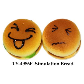 Смешные симуляции моделирования Хлеб игрушки
