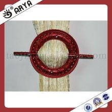 Bouchon en anneau en rideau en résine en Chine, clip de rideau pour rideau Décoration et attache pour rideaux