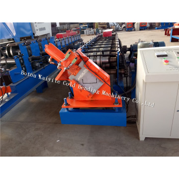 Machine galvanisée de Purlin de section de profil d'U Shap