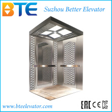 Профессиональный и стабильный пассажирский лифт Kc без машинного отделения