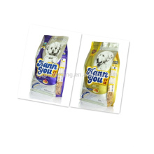 heavy duty big size pet food packaging bag in China