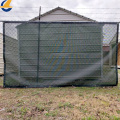 Chain Link Fence With Privacy Screen