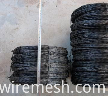 BWG16 twist black annealed wire