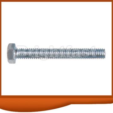 DIN931 Hex Kopf Schrauben/Hex-Hex Sechskantschraube/Metric Stiftschrauben