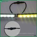 wholesale waterproof outdoor decoration 48 leds dmx rgb wall washer led lights 24w