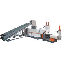 Máquina granuladora de plástico para fabricação de pelotas HDPE LDPE