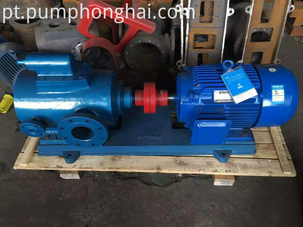 industrial bitumen pump