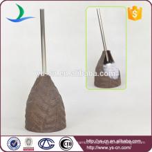 OEM china marrón tocador cepillo titular producto
