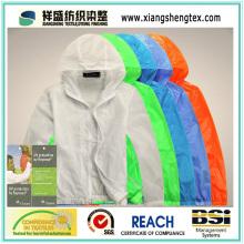 Tejido de tafetán de nylon UV Protect para uso al aire libre