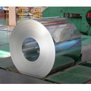 Q235 galvanis kumparan baja digulung dingin dalam saham