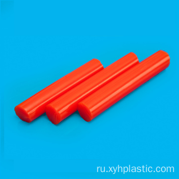 95A+Shore+Excellent+Elastomer+PU+Round+Bar