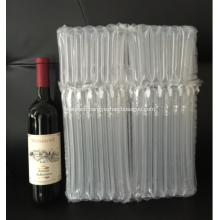 Fill air packaging bag for two bottles wine