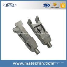 China Fábrica personalizada de aço inoxidável de fundição de investimento para peças de caminhão