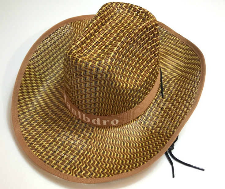 Stakerope Straw Hat