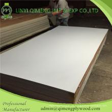Weiße Farbe 2.2mm PVC Sperrholz mit glänzendem