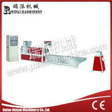 One Stage Water Cooling Plastic Recycling Line Machine