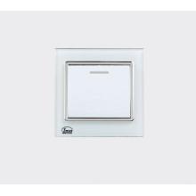 1 Gang Wandschalter Weiß Touch 16A 1500W Home Switch