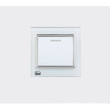 1 Gang Wall Switch White Touch 16A 1500W Home Switch
