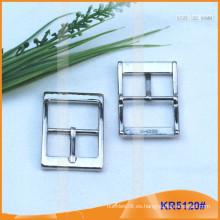 Tamaño interior 25mm Metal Hebillas para zapatos, bolsa o cinturón KR5120