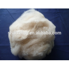 Laine de chameau blanche 100% pure chinoise