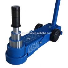 CE Cric de plancher hydraulique pneumatique de 60 tonnes