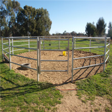 Galvaniserad Portable Horse Corral Pen Yard Gate Panel