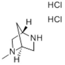 2,5-Diazabicyclo[2.2.1]heptane,2-methyl-, hydrochloride (1:2),( 57279434,1S,4S)-  CAS 127420-27-3