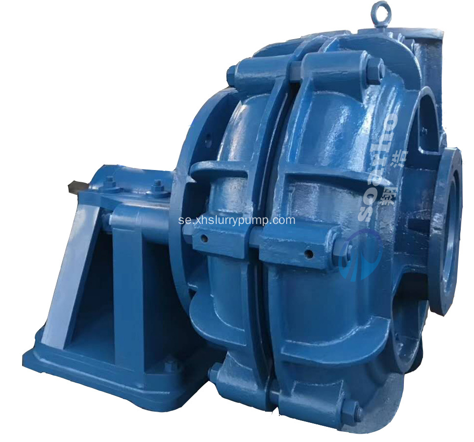 550TU-L Centrifugal Slurry Pump