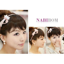 2015 new design Beaded Pearl Hairband Hair Accessories HB13
