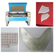 Machine de découpage et de gravure laser CO2 pour femmes Chaussures
