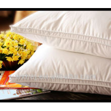 latest fashion soft and comfortable gusset down pillow for five star hotel