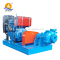 high abrasion slurry pump