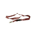 Polyester Neck Lanyard with ID card Holder keychain