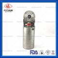 sanitary+stainless+steel+Pneumatic+butterfly+valve