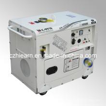 Generador estupendo portable estupendo de la gasolina de la gasolina 5kw (GG6500SE)