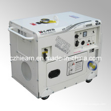 5kw Portable Super Silent Petrol Gasoline Generator (GG6500SE)