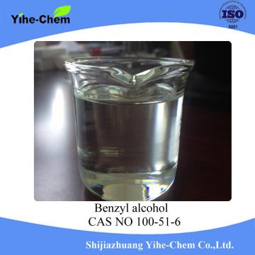 Sabor e fragrância álcool benzílico
