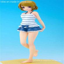 Preço de Atacado de Plástico Figura Brinquedo de Natal Brinde Promocional