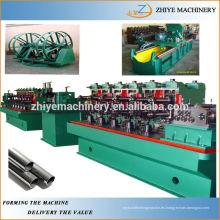 Tubo de acero máquina soldada / Maquinaria de hierro tubo de molino