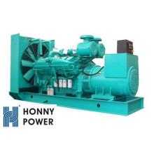 1000kW 1250kVA China Large Power Generator Silent Type