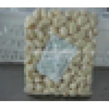 1000g alho descascado embalado a vácuo
