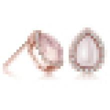 Women′s Elegant 925 Sterling Silver Earrings