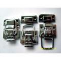 Fabricación profesional barata de metal resistente a medida de bloqueo de equipaje personalizado