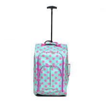 Lady Style EVA Printing Trolley Travel Bag