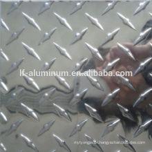 Spezifikationen von Aluminium stell Checker Platte für Werkzeugkasten