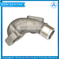 high precision advanced Pipe parts oem customized aluminum casting part