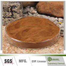 Agent de réduction de l'eau de performance supérieure (SNF)